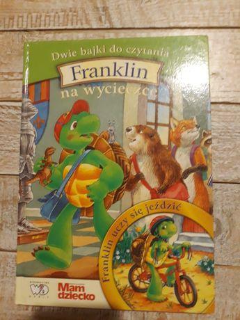 Franklin na wycieczce, Franklin uczy się jeździć