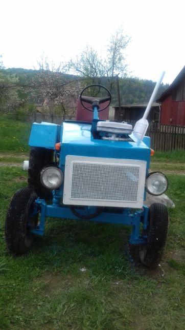 Трактор саморобний дизель