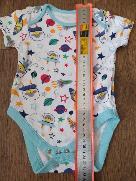 Пакет детских вещей 3-6 месяцев на мальчика