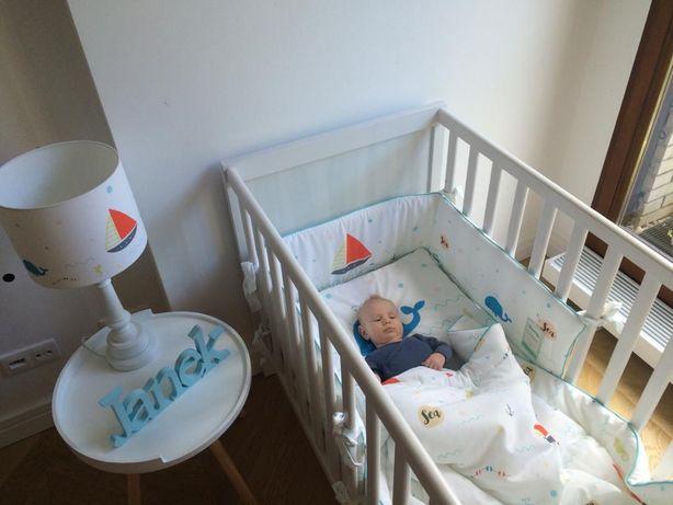 Śliczna pościel dla niemowlaka