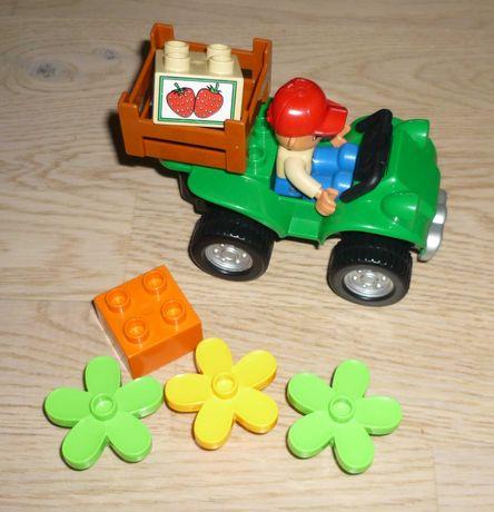 Klocki Lego Duplo Quad Farmera