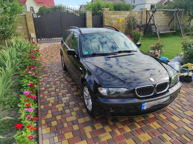 BMW e46 316 (БМВ е46)