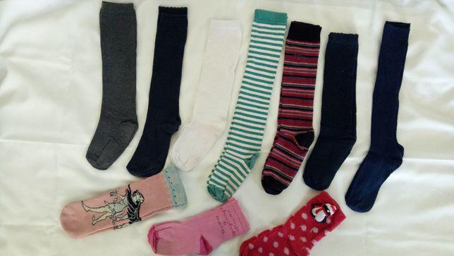 Гольфы, носки для школы 6-8 лет 10 шт. за 50 грн.