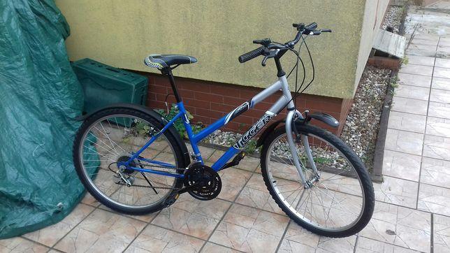 Sprzedam rower damski firmy tigger tanio