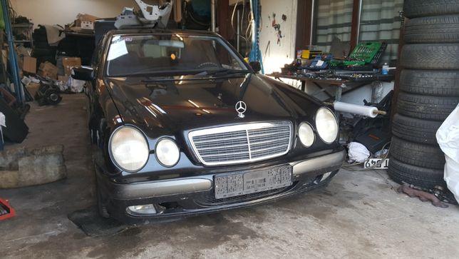 Авто разборка шрот Mercedes Е-class w210 Е220 Е270 Е290