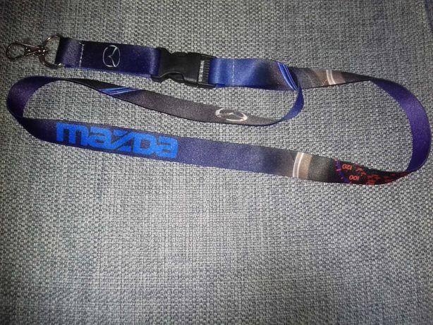 Smycz do kluczy Mazda