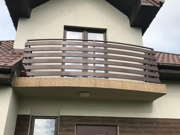 Ogrodzenia-Balkony-Balustrady