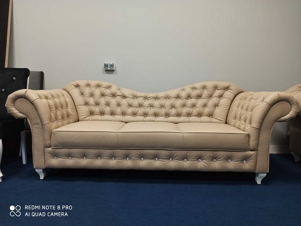 Sofa chesterfield, producent