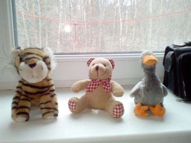 Игрушки детские мягкие
