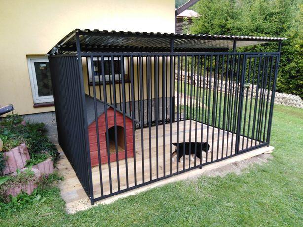 Kojec dla psa 3x2 m, klatka, boks, zagroda
