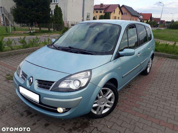 Renault Grand Scenic 2.0 16V,Bogata Wersja,Super Stan!! 7 mio Osobowy