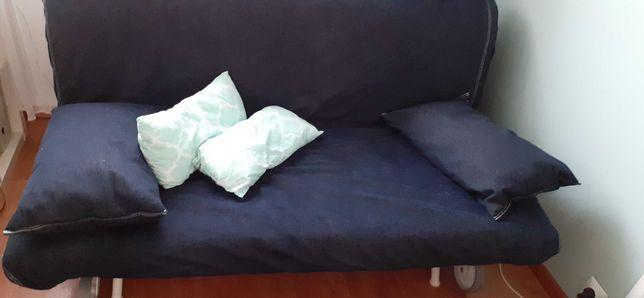 Sofa IKEA rozkładana materac 180x200cm