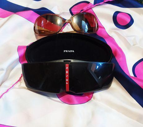 Оригинальные солнцезащитные очки Prada