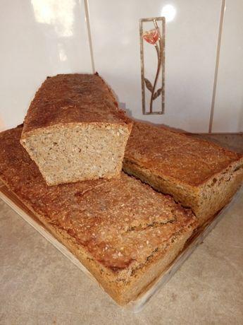 Domowy Chleb Żytni na Zakwasie Naturalnym