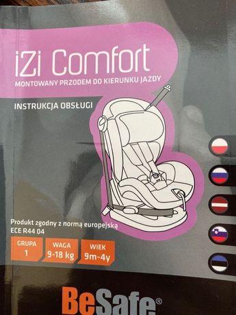 автокрісло BeSafe iZi Comfort