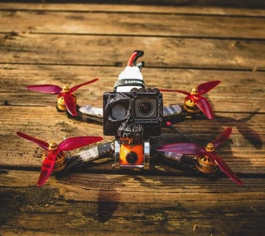 Захисні кейси для екшн камер GoPro та Osmo