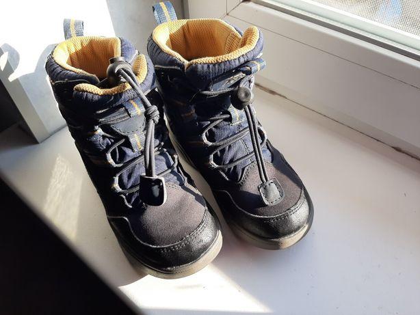 Продаю зимние ботинки для мальчика. Geox, 28 размер