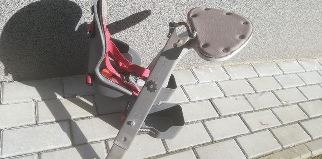 WeeRide fotelik siedzisko dla dziecka na rower