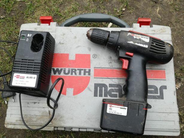 Wiertarko,-wkrętarka Wurth Master ABS 12-M2