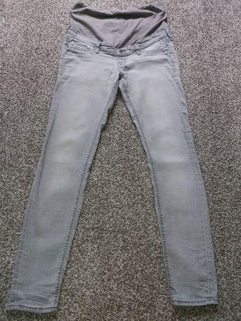 Spodnie jeansy ciążowe h&m r 40
