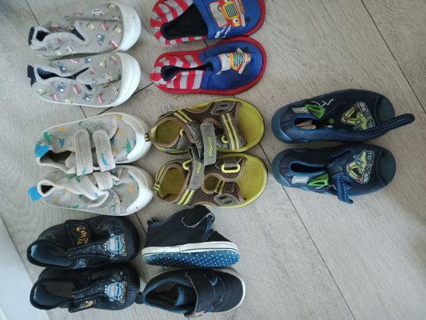 Buty dla chłopca sandały Befado Clarks różne