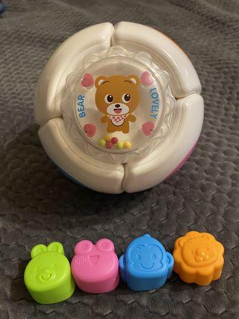 Музична іграшка сортер