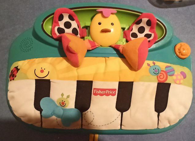 Музыкальное пианино Fisher price