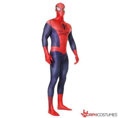 Morphsuit костюм взрослый спайдермен черт пират злой клоун чел паук