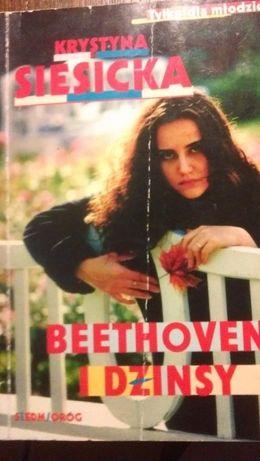 Beethoven i dżinsy Siesicka Krystyna
