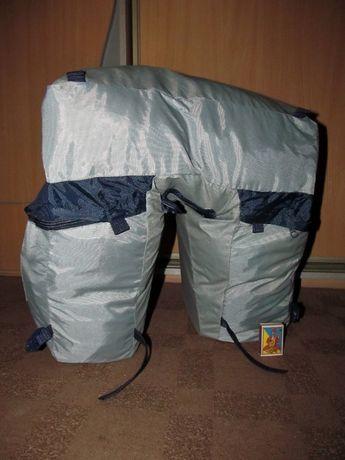 Велорюкзак-штаны Octopus Bike Bag, на багажник, около 50л