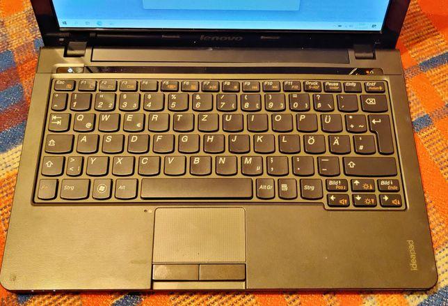 Lenovo S205/Dysk SSD/11.6 cali/AMD Dual-Core/Win 10
