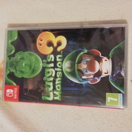 Luigi mansion 3 nintendo switch novo