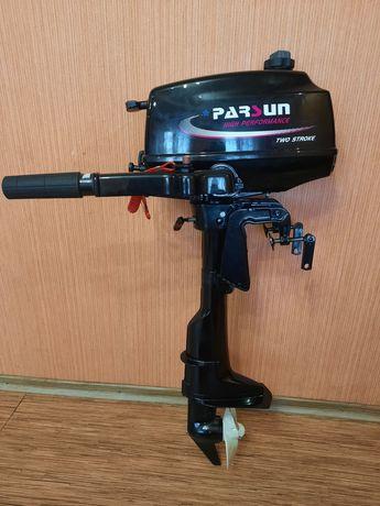 Лодочний мотор ПАРСУН 3.6