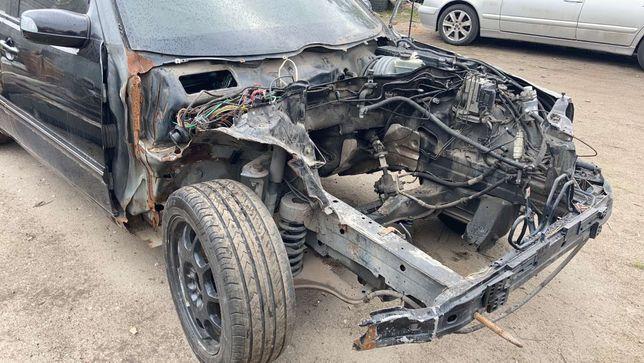 Продам Кузов  W 210 4.3 после дтп Украинская регистрация