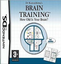 More Brain Training From  Nintendo Ds