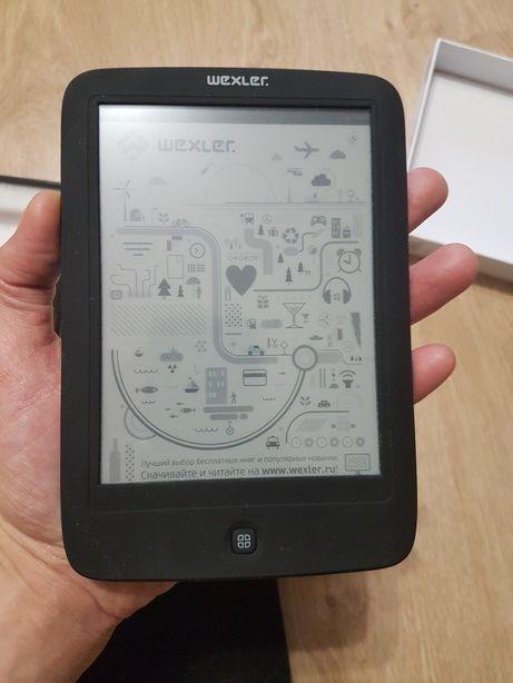 Wexler Pearl E-ink электронная книга book e6005