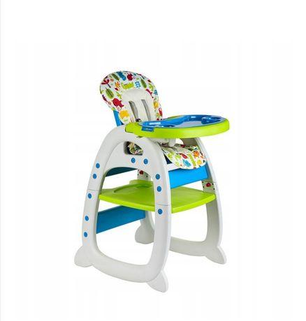 Krzesełko do karmienia 3W1