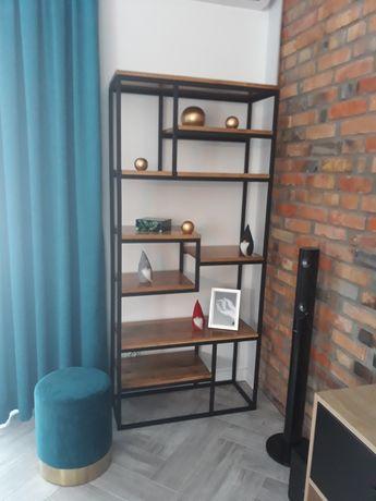 Regał stojący industrial styl loft