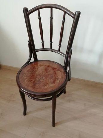 Stare krzesło - okres międzywojenny