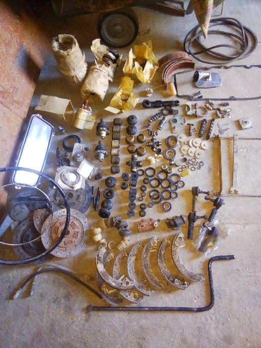 Продам запчасти москвич Алмазная - изображение 1