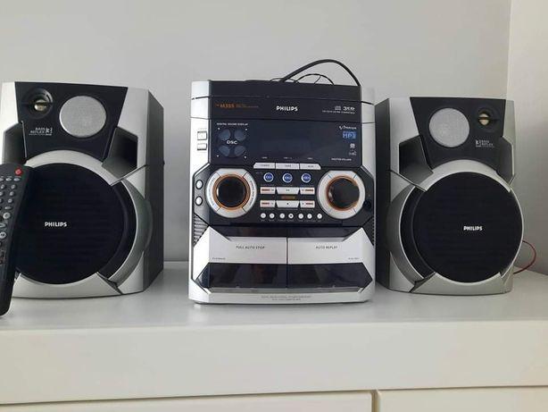 Wieża radio mp3- sprzedam super stan