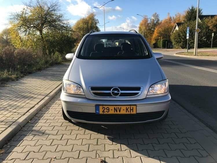 Opel Zafira 1.6 16v 2004 7 osób Swarzędz - image 1