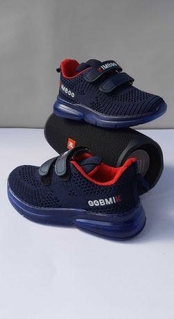 Детская обувь кроссовки размеры 27,28,29 30,31, цена указана макс.