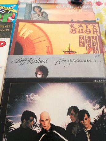 Vendo vários discos (vinil)