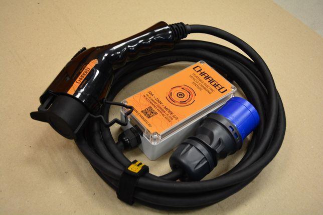 Зарядка Nissan Leaf J1772 - оригинальное зарядное ChargeU® не реплика!