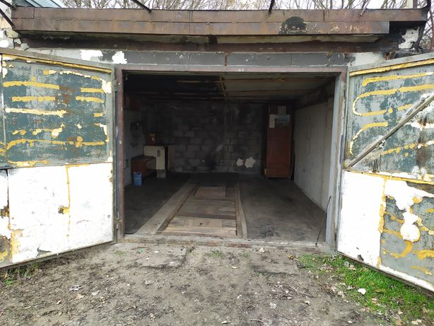 Продам ж/б гараж в кооперативе молодежный
