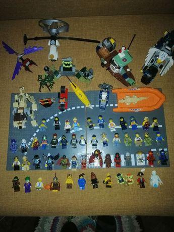 Lego hidden side chima star wars minifigures ninjago аксесуары лего