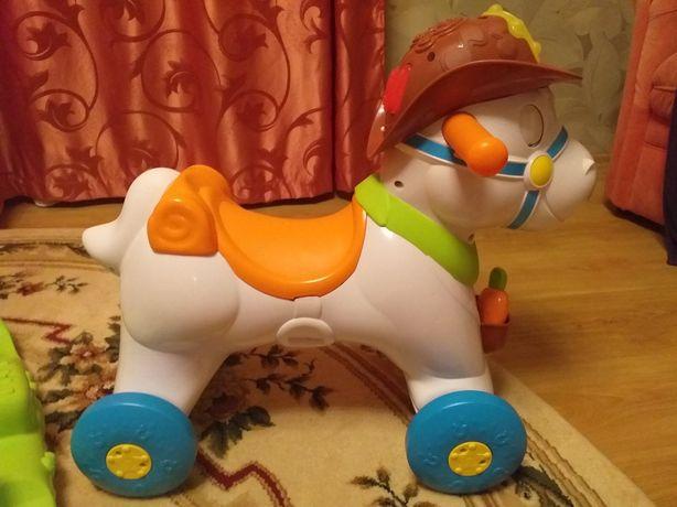Детская лошадка Chicco
