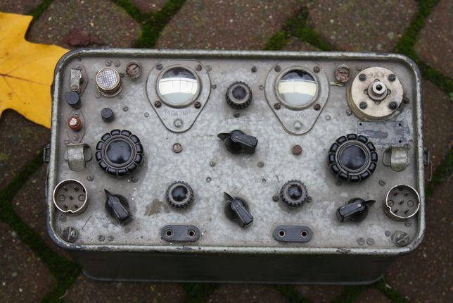 Radiostacja RBM-1 radiostacja krótkofalowa Radiostacja KF perełka