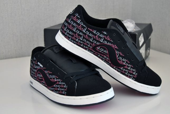 Adio кроссовки скейтеры женские р. 38,5